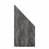 SYSTEM BOARD Keramik Darknight 90x180 auf 90 cm