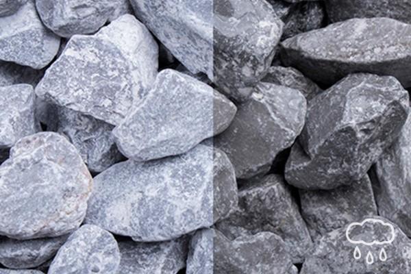 Ardennen grau-, Körnung 60-90