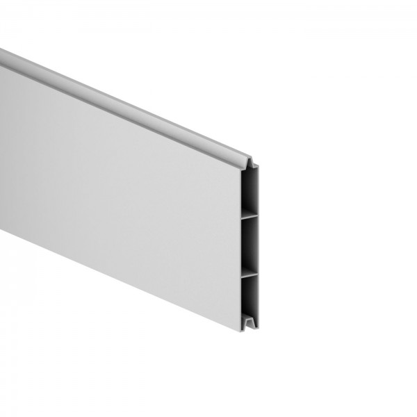 SYSTEM ALU-Einzelprofil Silber 179cm