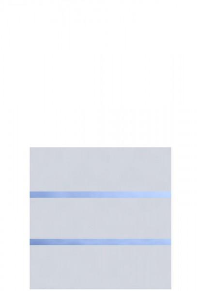 Glaselement Design ALPHA Rechteck 90x90cm
