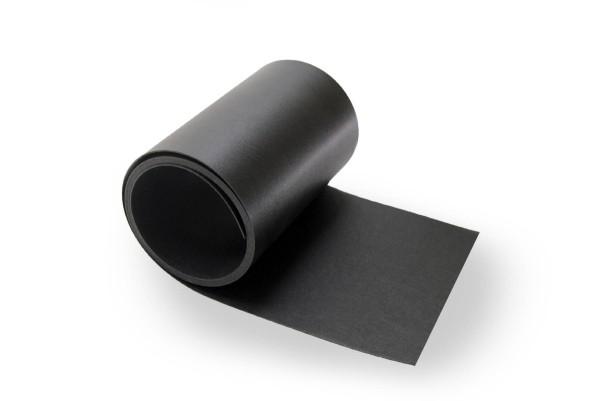 Sichtschutzstreifen Premium SP11, Streifen- Zuschnitt, 1,1mm Stärke Schwarz