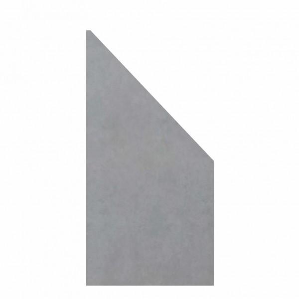 SYSTEM BOARD Keramik Zement 90x180 auf 90 cm