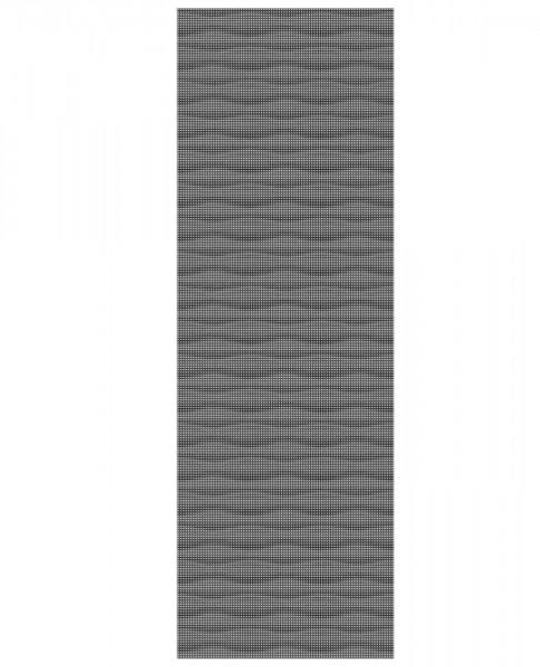 Flow Gitter Anthrazit 60x180cm