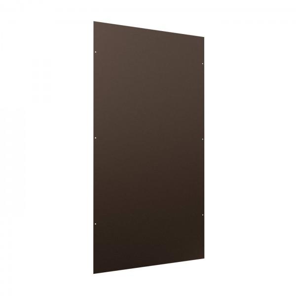 Silko Schmuckblech Motiv Glatt Premium, Standard 90x176cm