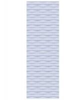 Flow Gitter Silber 60x180cm