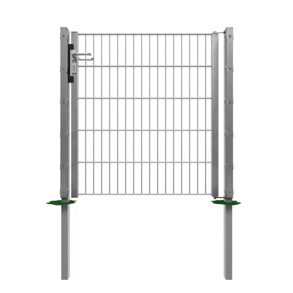 Gartentor XL, 8/6/8 1-flügelig, Breite 1000 mm
