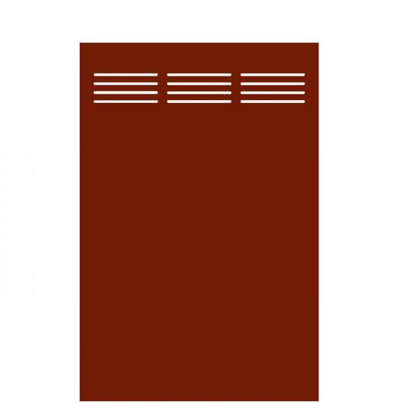 Board- Element Slot- Design rot 120x180cm