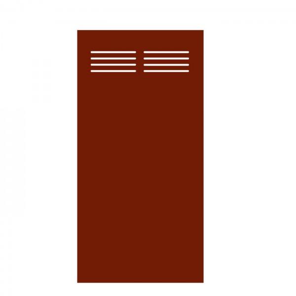Board- Element Slot- Design rot 90x180cm