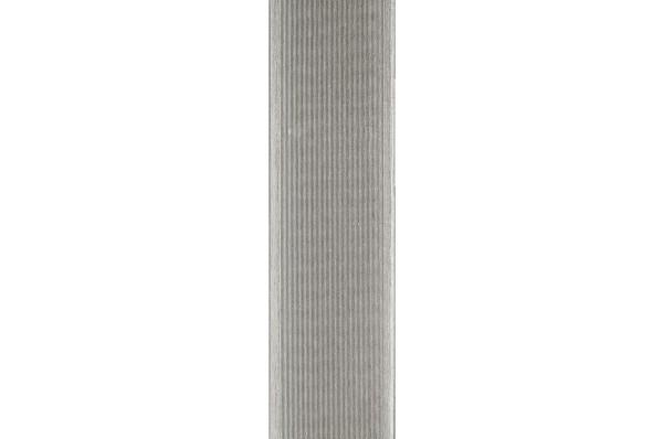 JUMBO WPC Senkrechtlamelle Grau