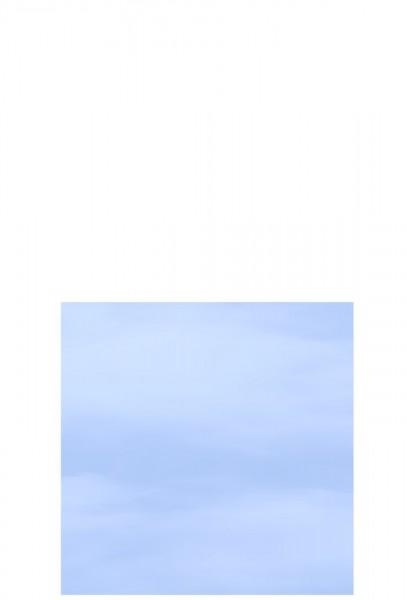 Glaselement KLAR Rechteck 90x90cm