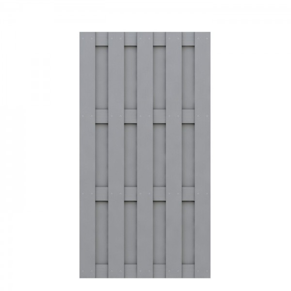 JUMBO WPC Grau 95x179cm