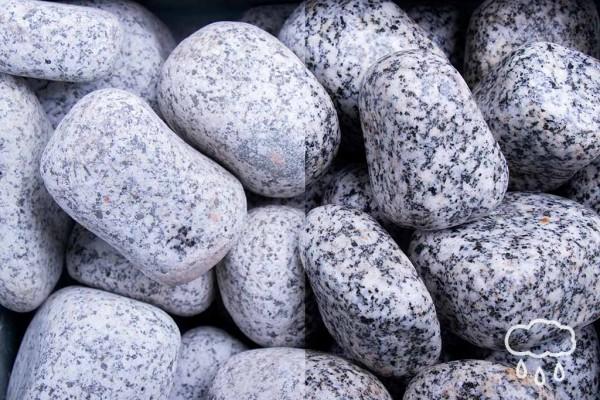 Gletscherballs Granit-, Körnung 50-100