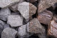 Antik Stein, Körnung 30-60