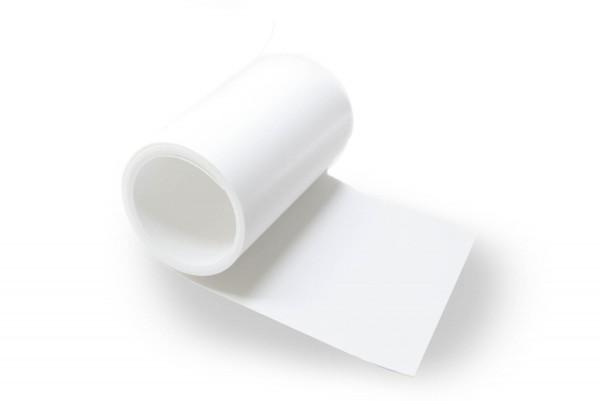 Sichtschutzstreifen Premium SP11, Streifen- Zuschnitt, 1,1mm Stärke Weiß