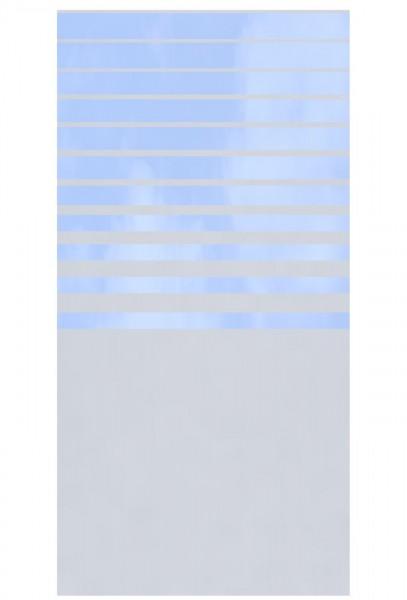 Glaselement Design BETA Rechteck 90x180cm