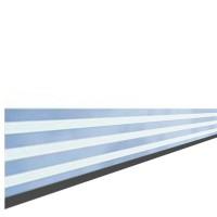 SYSTEM Dekorprofil Glas