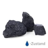 Lava schwarz, Körnung 80-150
