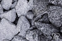 Granit Grau, Körnung 50-120