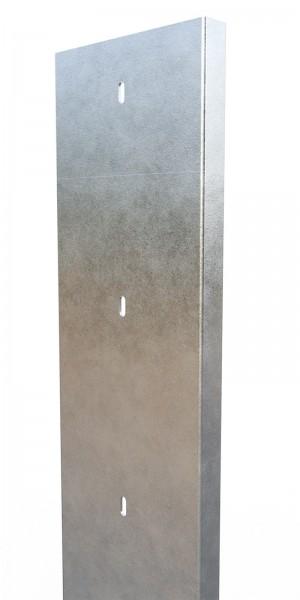 Gabionenpfosten S20, Verzinkt, Tiefe 200mm