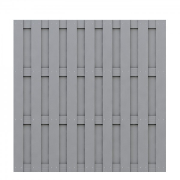 JUMBO WPC Grau 179x179cm