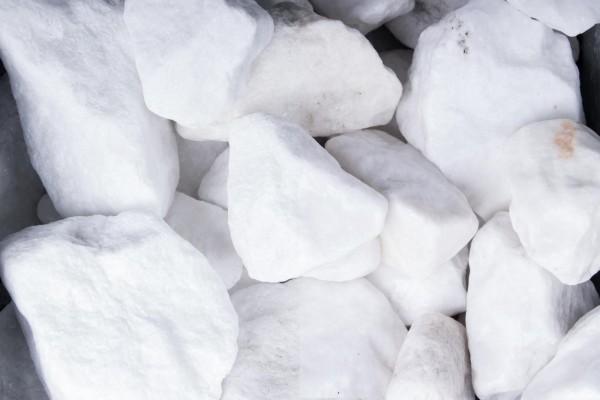 Schneeweiss, Körnung 40-80