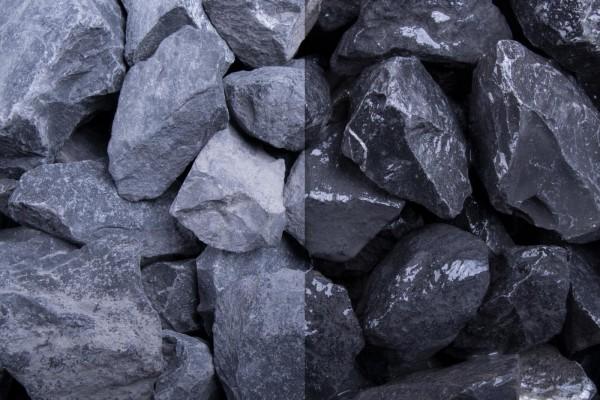Alpenstein korrosion möglich-, Körnung 32-56