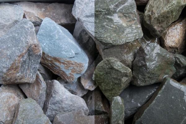 Grauwacke Stein, Körnung 32-56